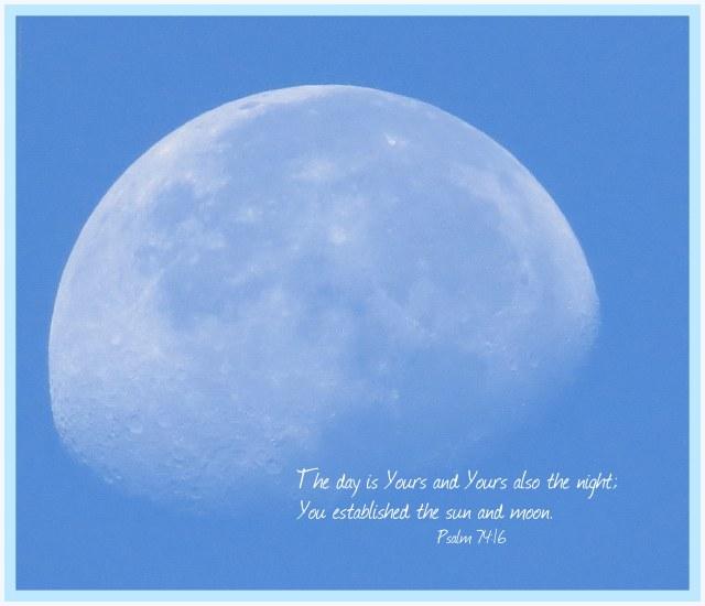 moon correct