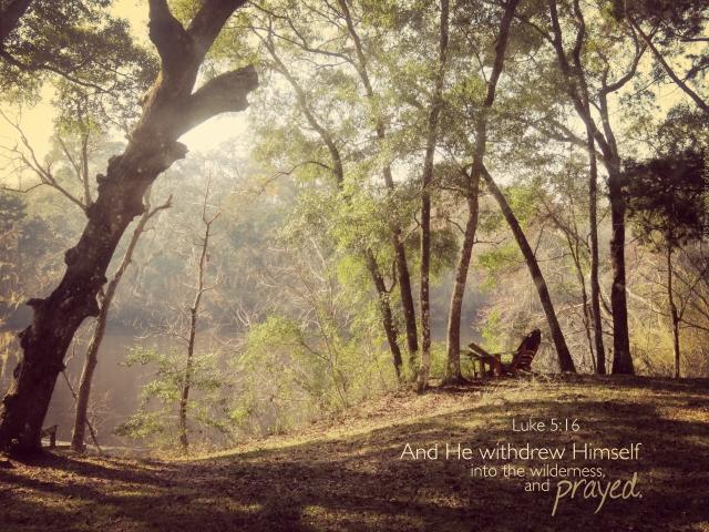 prayed dusk