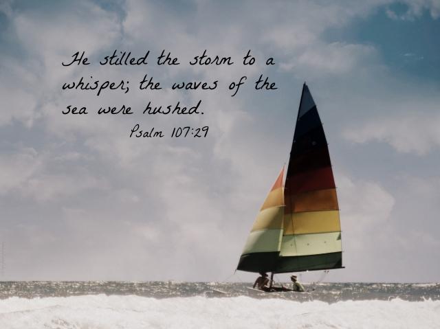 sea were